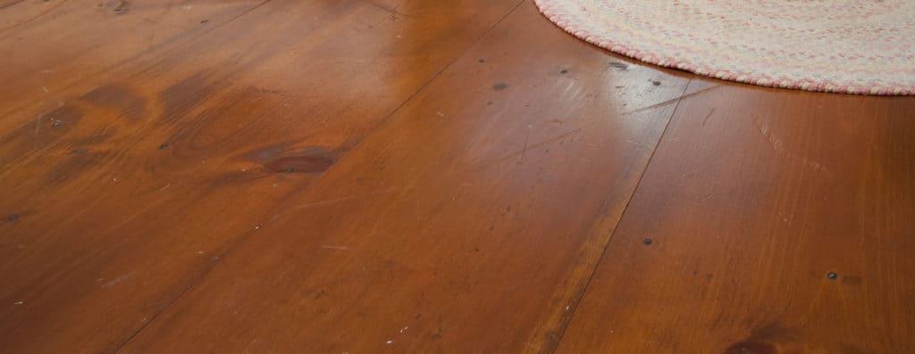eastern white pine wide plank floor
