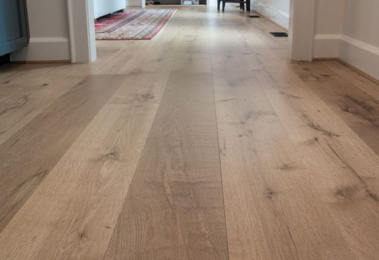 different kinds of wide plank hardwoods