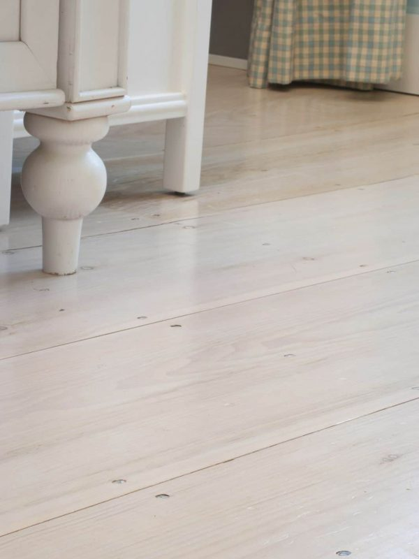 Eastern White Pine Wide Plank Flooring